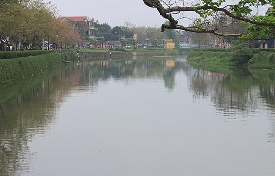 Sông An Cựu nắng đục mưa trong