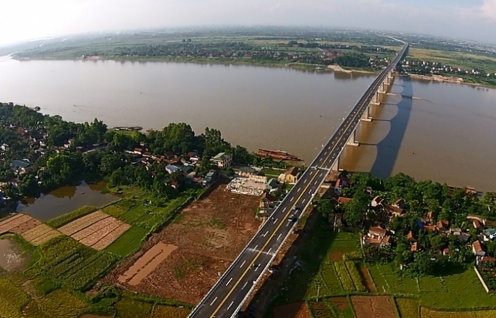 Bao giờ định hình diện mạo ven sông Hồng?