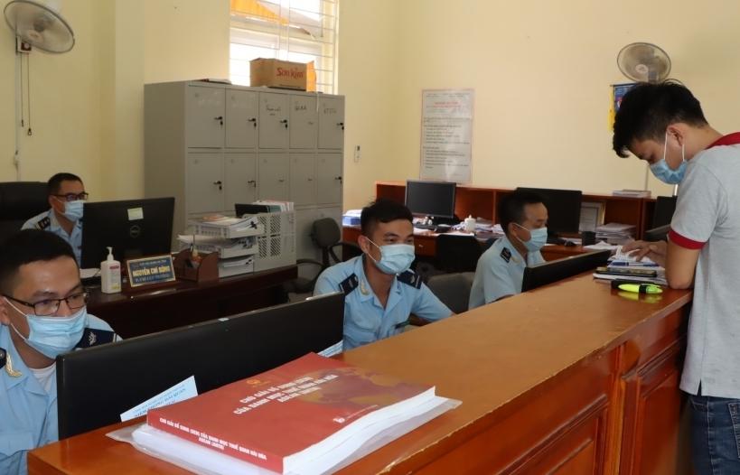 Hải quan Hà Tĩnh khó hoàn thành nhiệm vụ thu ngân sách