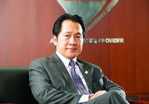 Ông Lê Duy Hiệp, Chủ tịch Hiệp hội doanh nghiệp logistics (VLA)