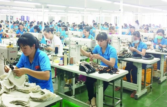 Ngành da giày dần xâm nhập sâu hơn vào chuỗi cung ứng toàn cầu