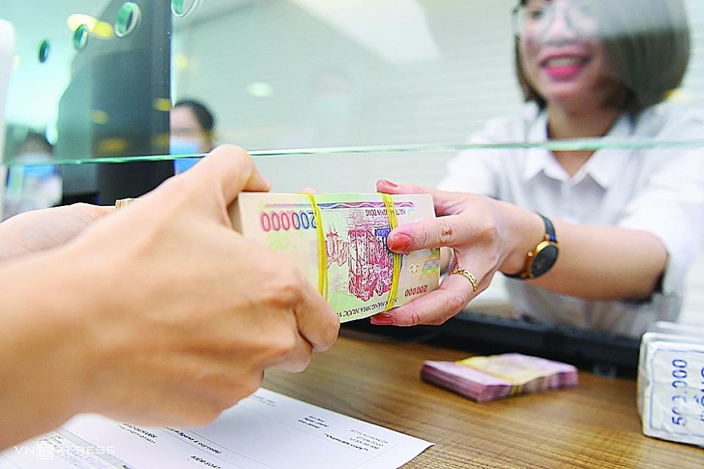 Ngân hàng muốn mở rộng tín dụng nhưng phải đi đôi với chất lượng. Ảnh: ST
