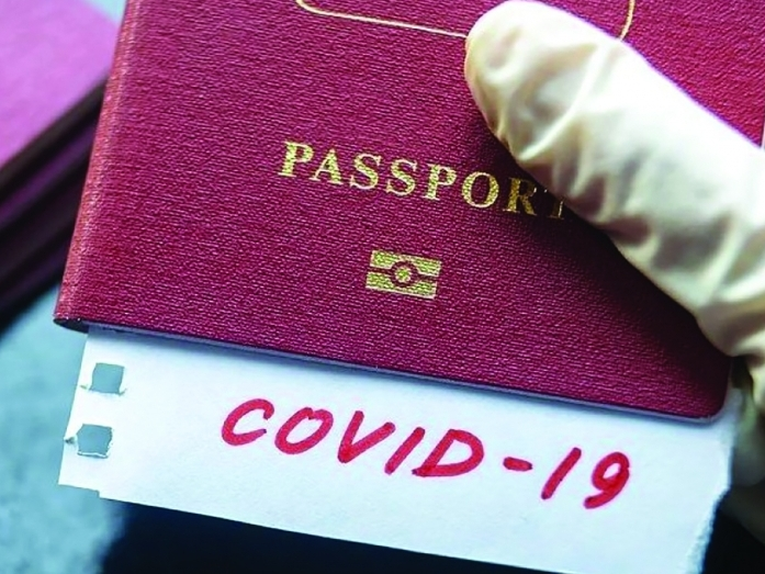 Hộ chiếu vaccine - Cuộc xung đột chính trị mới của Covid-19