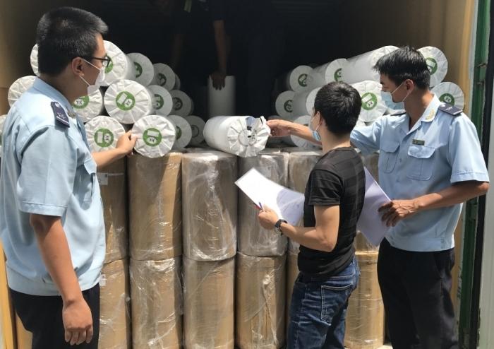 Hải quan TP Hồ Chí Minh: Chống thất thu từ những lô hàng gia công