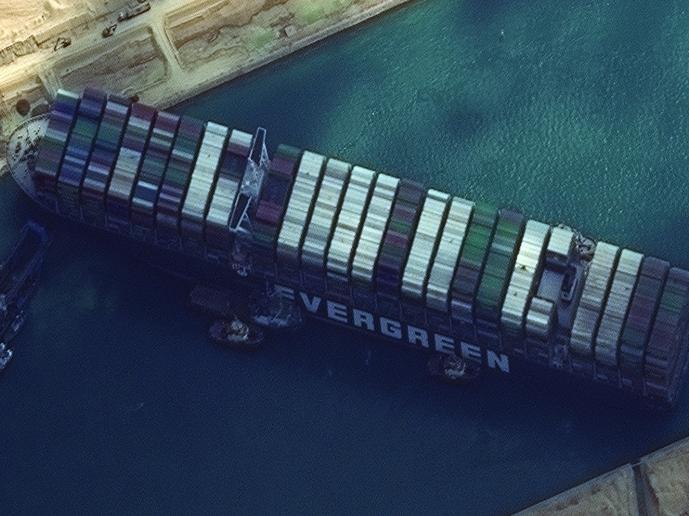 Sự cố kênh đào Suez phơi bày mặt trái của dòng chảy thương mại thế giới