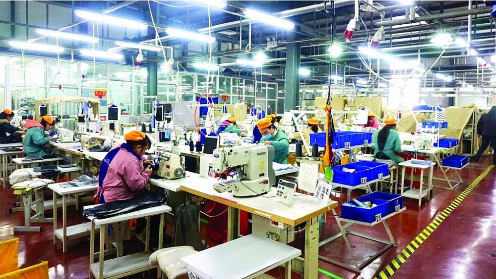 Trung Quốc đang đứng trước nguy cơ mất đi vị trí cường quốc công nghiệp