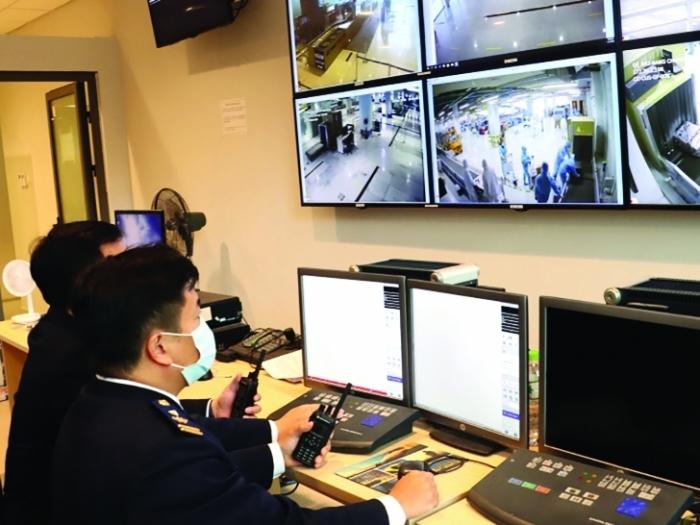 Hải quan sân bay Vân Đồn: Ngăn chặn kịp thời nhiều vụ vận chuyển hàng cấm