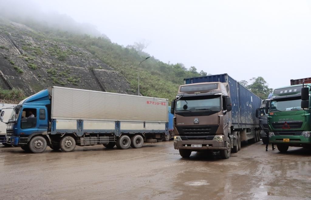 Cần đẩy nhanh tiến độ nâng cấp cơ sở hạ tầng tại cửa khẩu quốc tế Cầu Treo