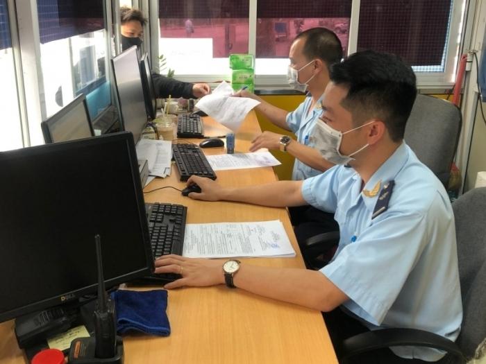 Hải quan Lạng Sơn tích cực phối hợp thông quan nhanh hàng hoá tại cửa khẩu