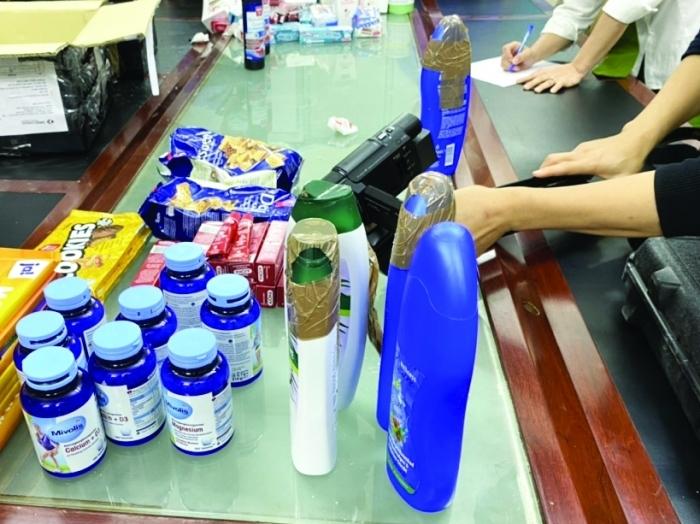 Hải quan Hà Nội: Ngăn chặn ma túy qua đường hàng không, chuyển phát nhanh