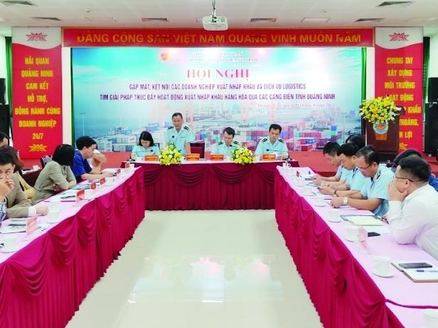 Hải quan Quảng Ninh: Lắng nghe để gỡ vướng cho doanh nghiệp