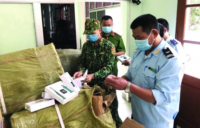 Hải quan Tân Thanh (Cục Hải quan Lạng Sơn): Không để hình thành điểm nóng buôn lậu