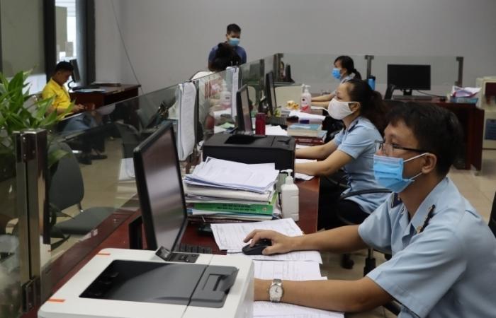 Hải quan Lào Cai: Hiệu quả bước đầu thực hiện khai báo thông tin trước khi hàng đến cửa khẩu