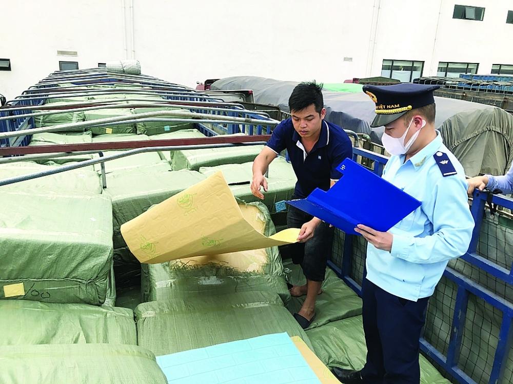 Hải quan Lạng Sơn chủ động xử lý vướng mắc của doanh nghiệp