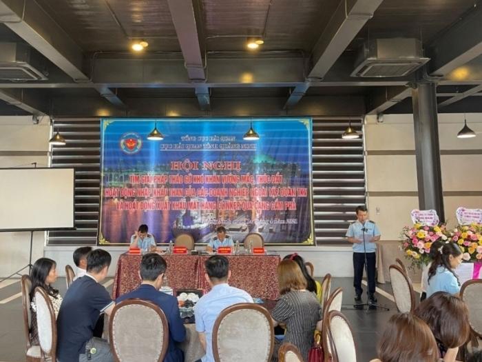 Hải quan Quảng Ninh gỡ vướng cho doanh nghiệp ngành than, clinker