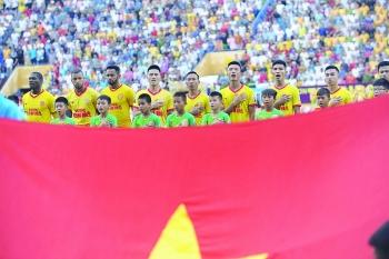 Sự trở lại của bóng đá Việt Nam