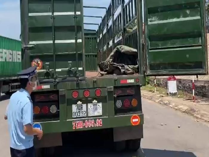 Hải quan các tỉnh miền Trung: Chống dịch nhưng không gây ách tắc hàng hóa