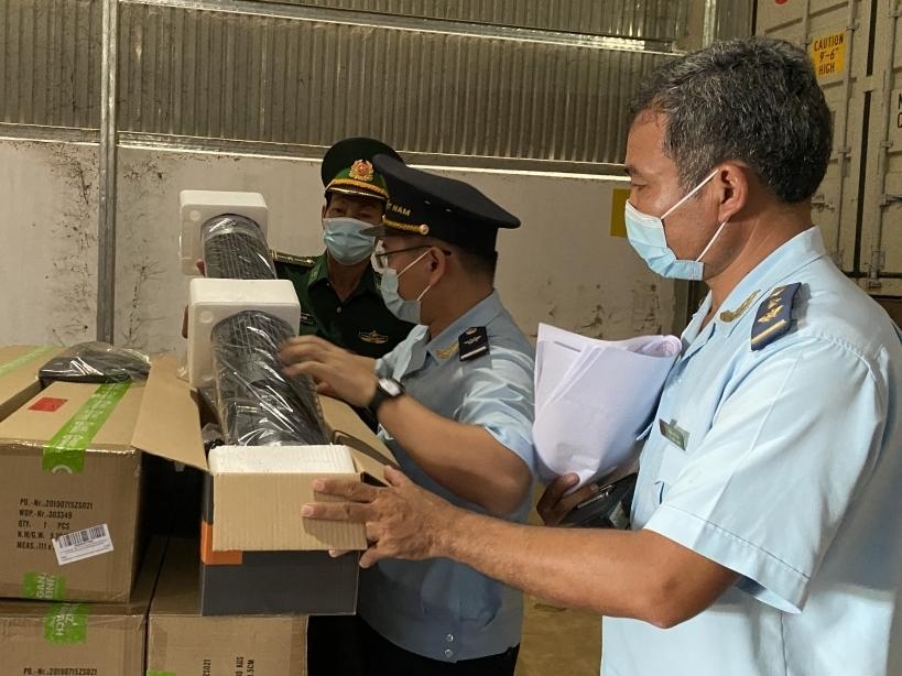 Hải quan Tây Ninh: Kiểm soát, quản lý chặt hàng quá cảnh