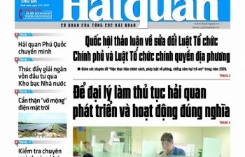 Những tin, bài hấp dẫn trên Báo Hải quan số 70 phát hành ngày 11/6/2019