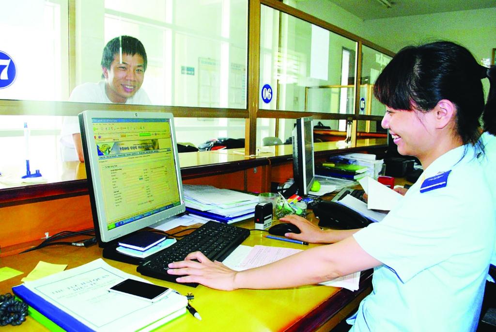 Hải quan cải cách chính sách quản lý thuế, đồng hành cùng doanh nghiệp