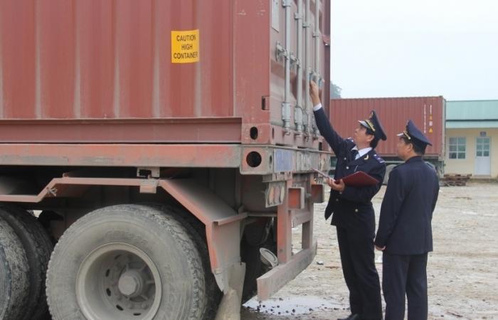 Tạm dừng hoạt động 4 địa điểm tập kết hàng hóa xuất nhập khẩu ở Cao Bằng