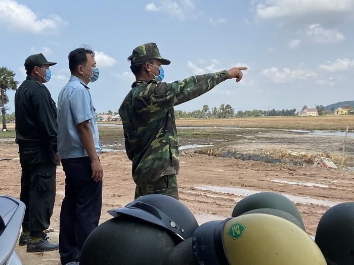 Buôn lậu lại manh động trên biên giới Hà Tiên