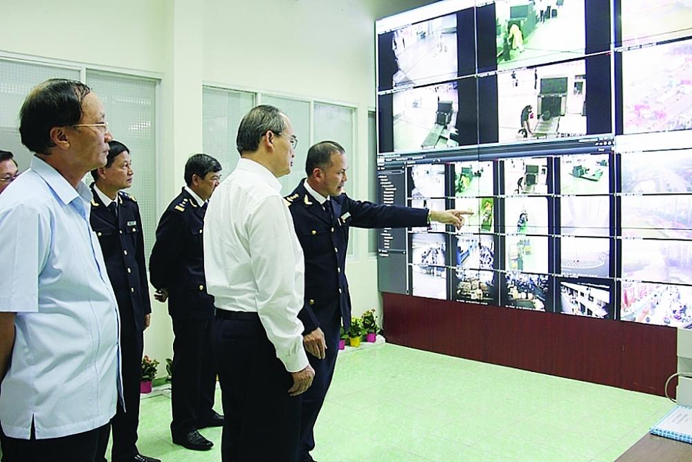 tphcm phan dau toi thieu 90 nguoi dan va doanh nghiep hai long ve giai quyet thu tuc hanh chinh