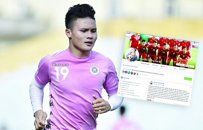 """Quang Hải và """"bàn thua"""