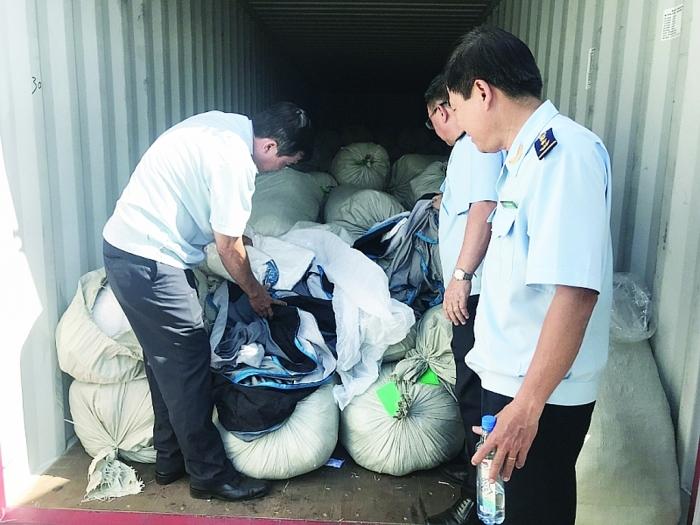 Mở rộng điều tra nhiều lô hàng lậu do Hải quan TPHCM bắt giữ