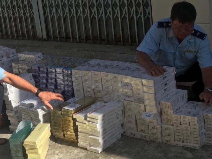 Kiểm soát chặt buôn lậu trên tuyến biên giới Đồng Tháp