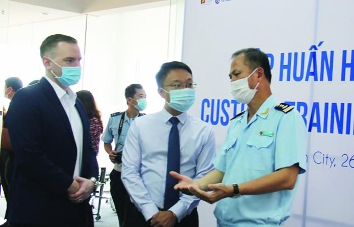Hải quan TPHCM thành lập Tổ phản ứng nhanh hỗ trợ doanh nghiệp vượt qua Covid-19