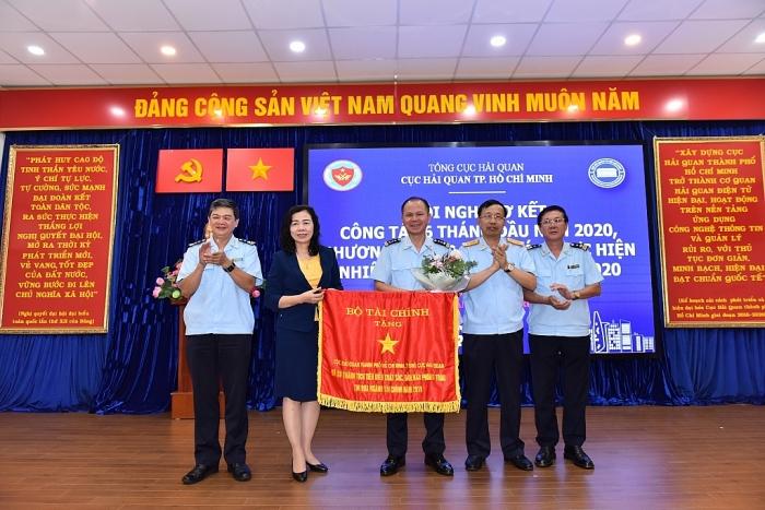 Đề án tạo thuận lợi thương mại của Hải quan TPHCM đang phát huy hiệu quả