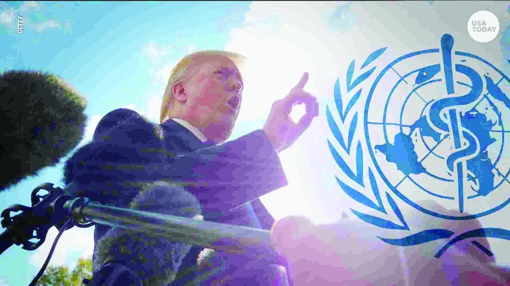 Mỹ tiếp tục rút lui khỏi cộng đồng quốc tế