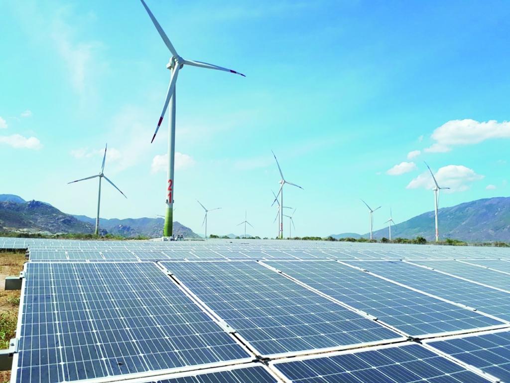 """Tháo rào giúp năng lượng tái tạo """"cất cánh"""