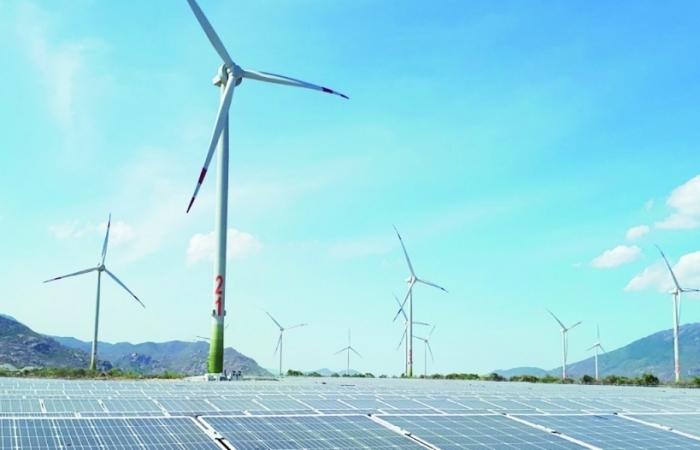 Tạm dừng bổ sung quy hoạch dự án điện gió