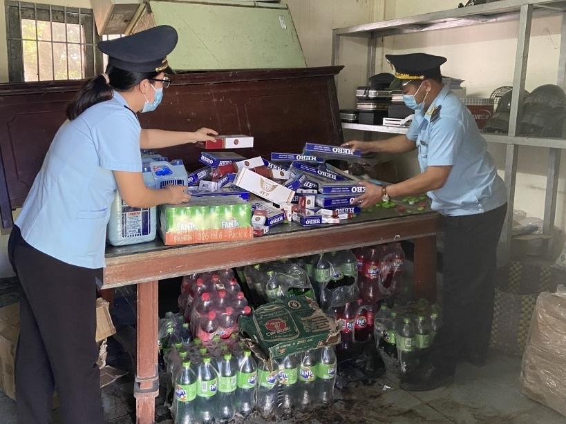 Buôn lậu trên biên giới Kiên Giang phức tạp trong mùa dịch