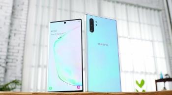 Samsung trình làng  Galaxy Note 10 với nhiều  cải tiến đột phá