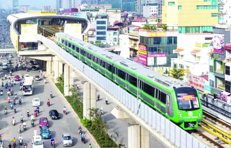 Bàn giao tuyến đường sắt trên cao Cát Linh – Hà Đông trước ngày 10/11