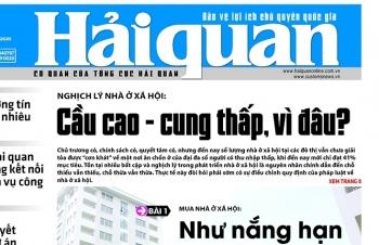 Những tin, bài hấp dẫn trên Báo Hải quan số 96 phát hành ngày 11/8/2020