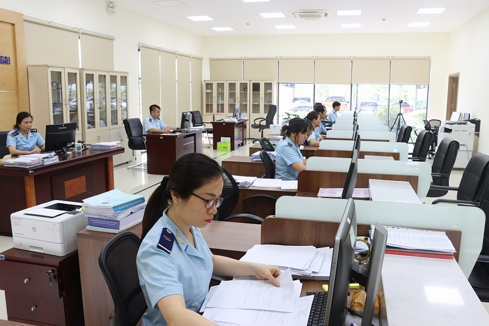 Quý 3: Ngành Hải quan tiếp nhận 3.223.453 bộ hồ sơ yêu cầu giải quyết thủ tục hành chính