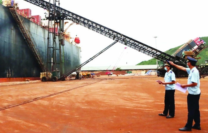 Hải quan Hà Tĩnh: Đồng hành với doanh nghiệp vượt khó khăn do đại dịch