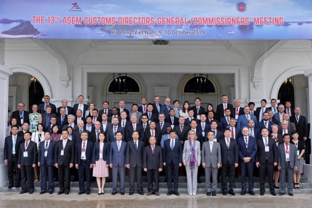 Góp phần nâng tầm hợp tác quốc tế về hải quan