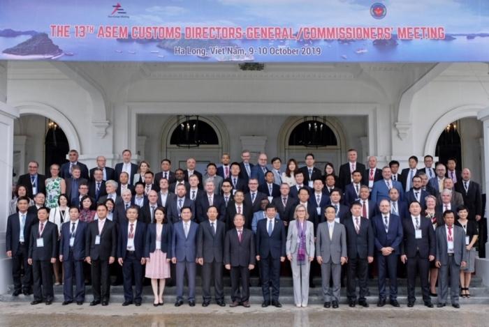 Hải quan Việt Nam đẩy mạnh hợp tác và hội nhập quốc tế