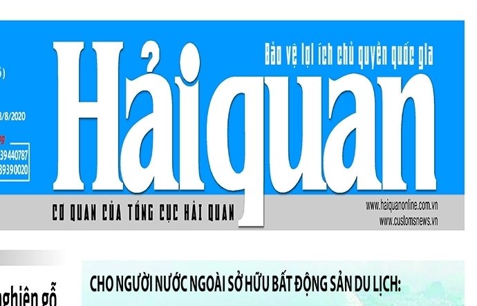 Những tin, bài hấp dẫn trên Báo Hải quan số 99 phát hành ngày 18/8/2020