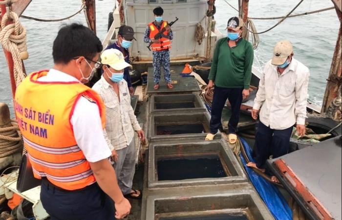 Buôn lậu trên biển gia tăng trong mùa dịch