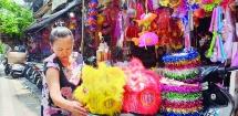 Thị trường đồ chơi Trung thu: Hàng Việt đã bớt lép vế