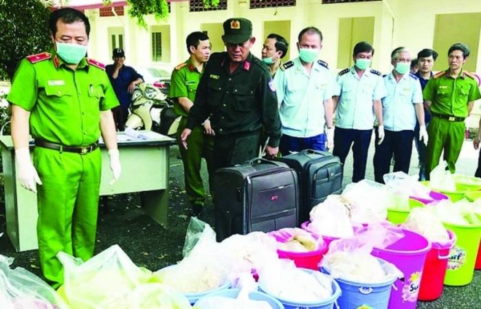 Cục trưởng Hải quan TP Hồ Chí Minh chia sẻ về 2 vụ án ma túy khủng