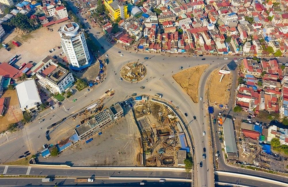 Hải Phòng đang chú trọng giải ngân vốn đầu tư tại dự án xây dựng Cầu Rào 1Ảnh: ST