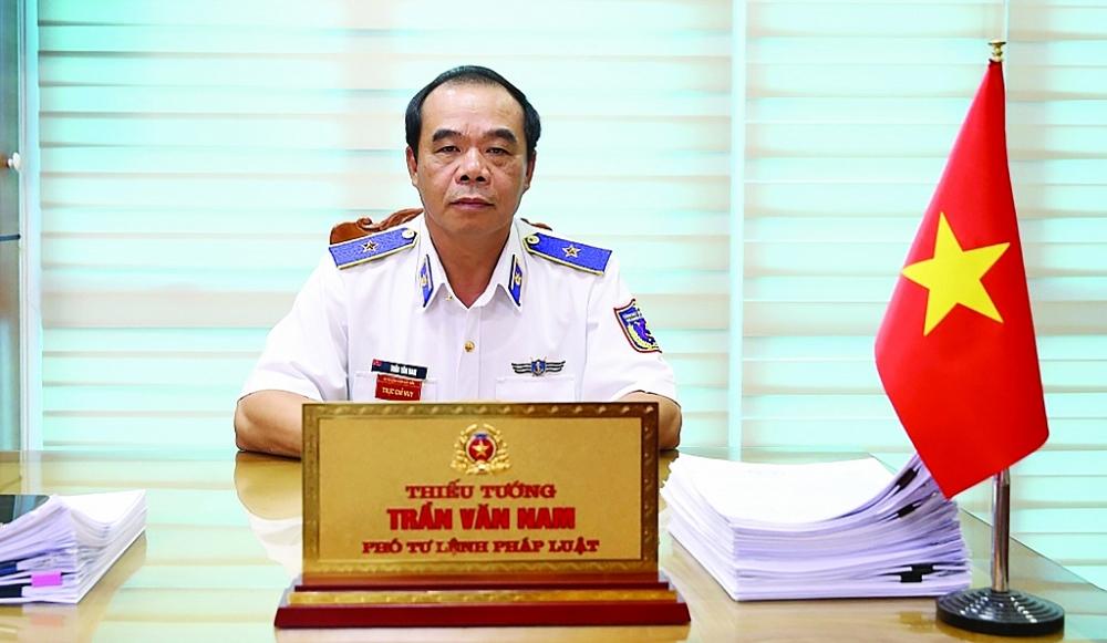 Thiếu tướng Trần Văn Nam