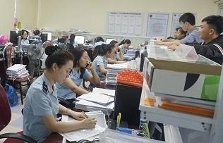 Hải quan Nghệ An: Thu nộp ngân sách gặp nhiều khó khăn